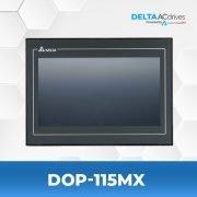 115MX-DOP-100-HMI-Touchscreen-Delta-AC-Drive-Front