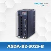 ASD-B2-3023-B-B2-Servo-Drive-Delta-AC-Drive-Side