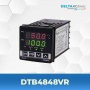 DTB4848VR-Temperature-Controller-Delta-AC-Drives-Front