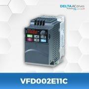 VFD002E11C-VFD-E-Delta-AC-Drive-Side