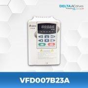 VFD007B23A-VFD-B-Delta-AC-Drive-Front