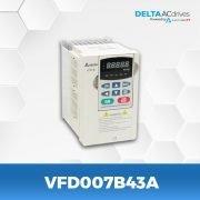 VFD007B43A-VFD-B-Delta-AC-Drive-Left