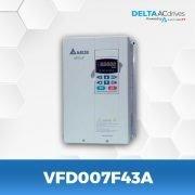 VFD007F43A-VFD-F-Delta-AC-Drive-Front