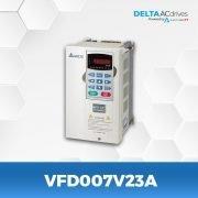 VFD007V23A-VFD-VE-Delta-AC-Drive-Side