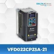 VFD022CP23A-21-VFD-CP2000-Delta-AC-Drive-Left