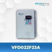 VFD022F23A-VFD-F-Delta-AC-Drive-Front