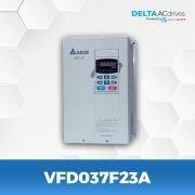 VFD037F23A-VFD-F-Delta-AC-Drive-Front