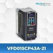 vfd015cp43a-21-VFD-CP2000-Delta-AC-Drive-Left